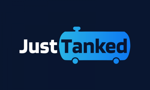 Justtanked - Retail startup name for sale
