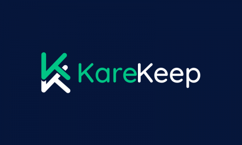 Karekeep - Healthcare startup name for sale