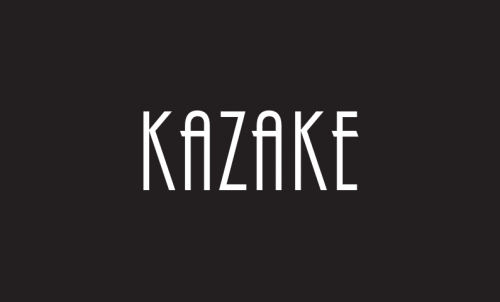 Kazake - E-commerce brand name for sale