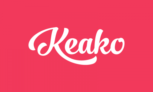Keako - Brandable brand name for sale