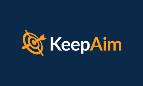 Keepaim - Finance startup name for sale