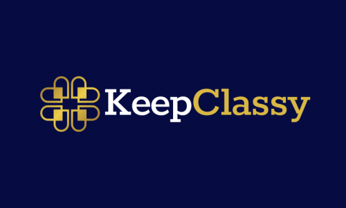 Keepclassy - Technology domain name for sale