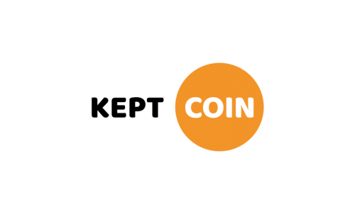 Keptcoin - Cryptocurrency product name for sale