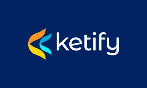 Ketify - Business domain name for sale
