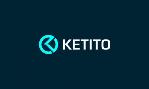 Ketito - E-commerce business name for sale