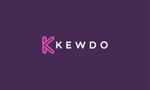 Kewdo - Original 5-letter domain name