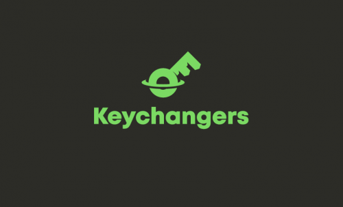 Keychangers - Security domain name for sale