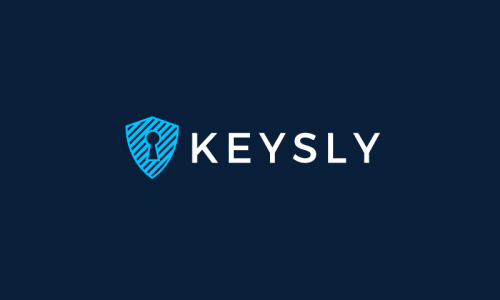 Keysly - Security domain name for sale