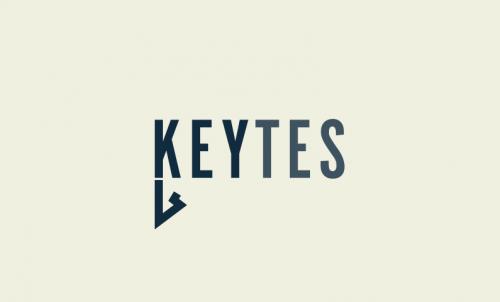 Keytes - Security startup name for sale