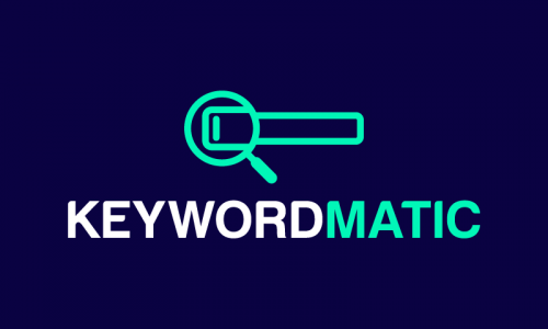 Keywordmatic - Search marketing brand name for sale
