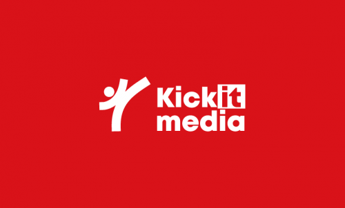 Kickitmedia - Business startup name for sale