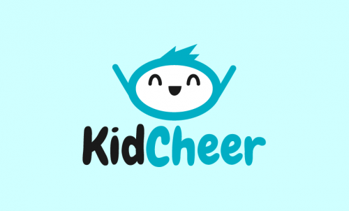 Kidcheer - Childcare company name for sale
