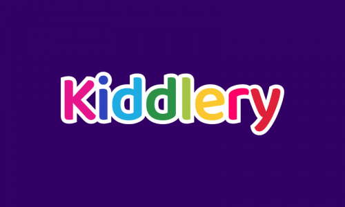 Kiddlery - Potential product name for sale