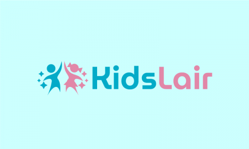 Kidslair - Toy brand name for sale