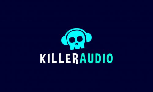 Killeraudio - Audio brand name for sale