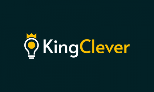 Kingclever - Marketing domain name for sale