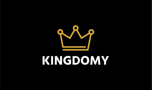 Kingdomy - Video games startup name for sale