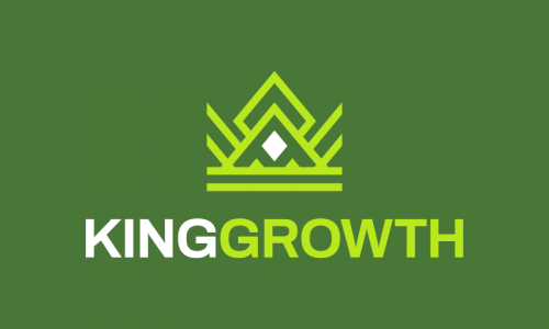 Kinggrowth - Business domain name for sale