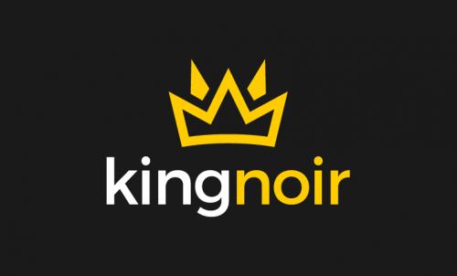 Kingnoir - Media domain name for sale