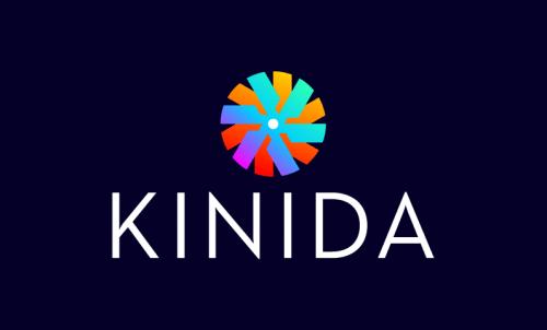 Kinida - Retail domain name for sale
