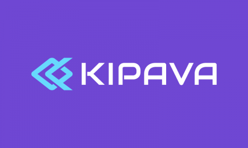 Kipava - Healthcare startup name for sale