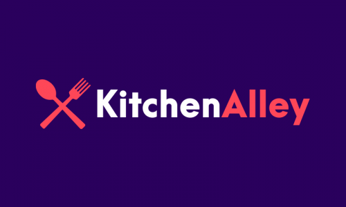 Kitchenalley - Dining domain name for sale