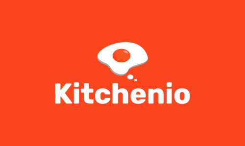 Kitchenio - Culinary domain name for sale