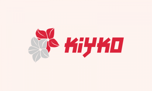 Kiyko - Fashion company name for sale