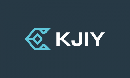 Kjiy - Invented domain name for sale