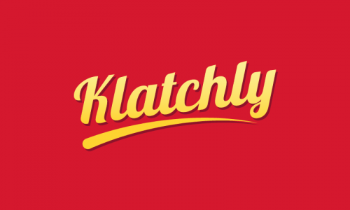 Klatchly - E-commerce business name for sale
