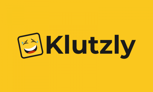 Klutzly - Retail business name for sale