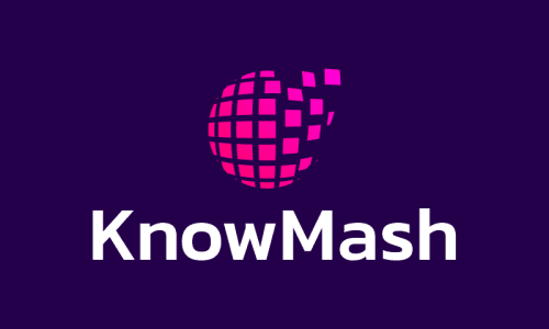 Knowmash - Technology brand name for sale