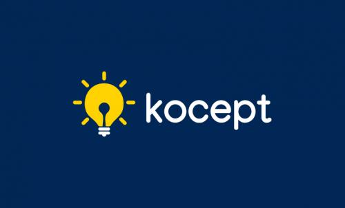 Kocept - Media startup name for sale