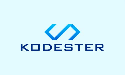 Kodester - Software brand name for sale