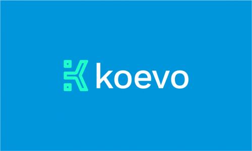 Koevo - Original business name for sale