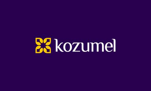 Kozumel - E-commerce brand name for sale