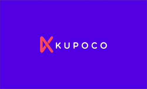 Kupoco - Contemporary company name for sale