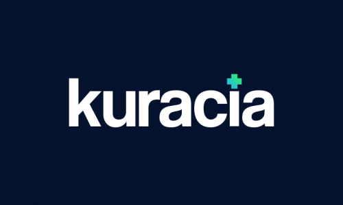 Kuracia - Retail startup name for sale