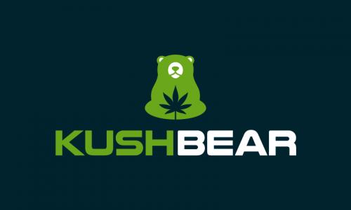 Kushbear - Drinks company name for sale