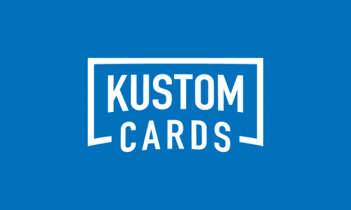 Kustomcards - Import / export business name for sale