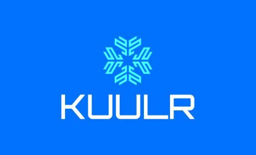 Kuulr - Modern business name for sale