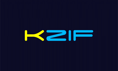 Kzif - Electronics brand name for sale