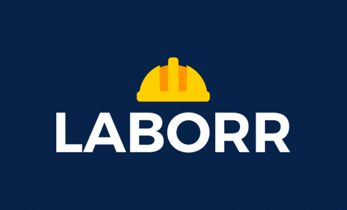 Laborr - Recruitment domain name for sale