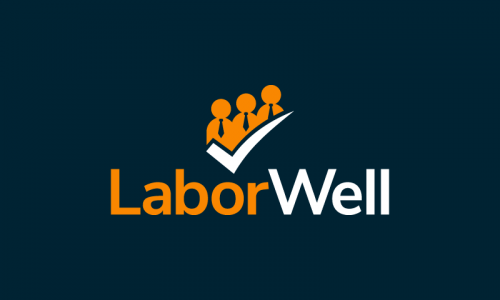 Laborwell - E-learning company name for sale