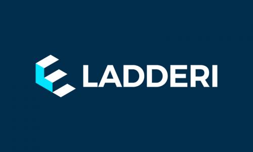 Ladderi - Design domain name for sale