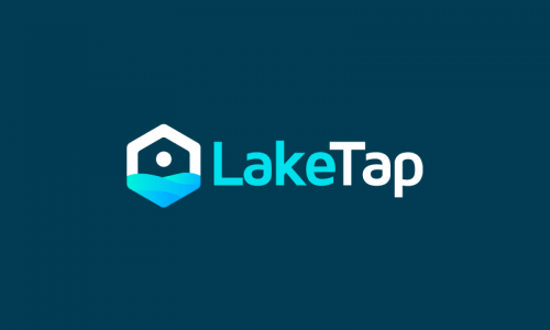 Laketap - Food and drink company name for sale