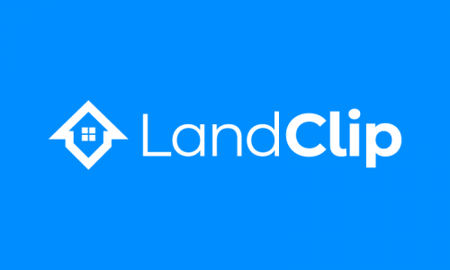 Landclip - Business startup name for sale