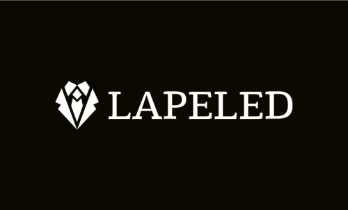 Lapeled - Perfect name for fashion accessories.