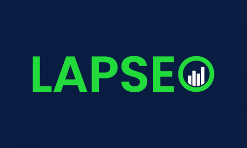 Lapseo - SEM startup name for sale