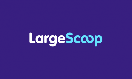 Largescoop - Technology startup name for sale